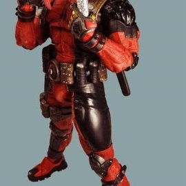 NECA Marvel: Ultimate Deadpool 1:4 Scale Action Figure