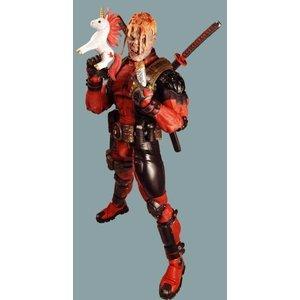 NECA Marvel: Ultimate Deadpool 1:4 Scale Action Figure
