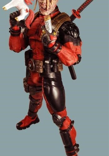 Marvel: Ultimate Deadpool 1:4 Scale Action Figure