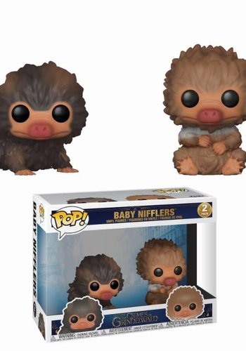 Pop! Movie: Fantastic Beasts 2 - Baby Nifflers 2-Pack
