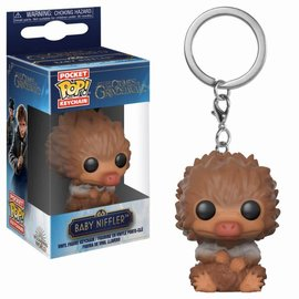 FUNKO Pocket Pop Keychain: Fantastic Beasts 2 - Tan Baby Niffler