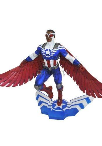 Marvel - Gallery - Captain America - Sam Wilson PVC Figure