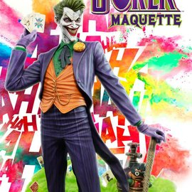 Sideshow Toys DC Comics: Super Powers Collection - The Joker Maquette