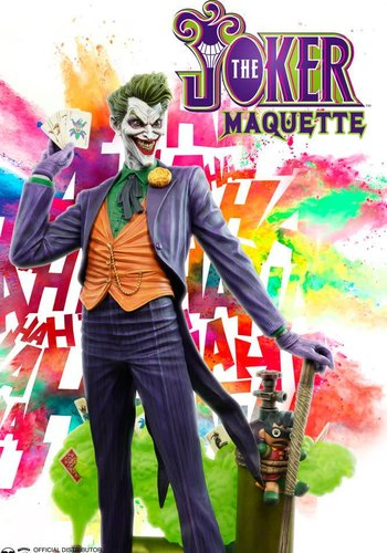 DC Comics: Super Powers Collection - The Joker Maquette