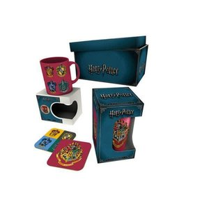 Hole In The Wall Harry Potter Crests - Gift Box