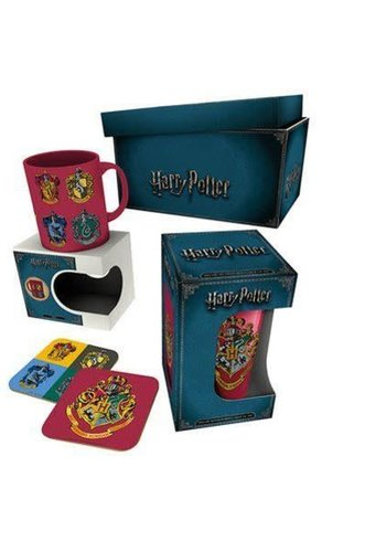 Harry Potter Crests - Gift Box