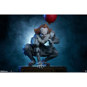 Tweeterhead IT: Pennywise 13 inch Maquette