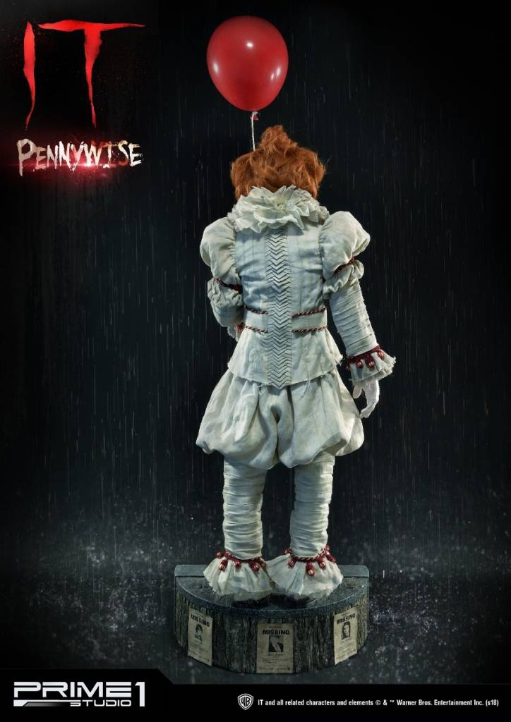 prime1 IT: Pennywise 1:2 Scale Statue