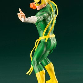 Kotobukiya Marvel: The Defender Series - Iron Fist ARTFX+ Statue