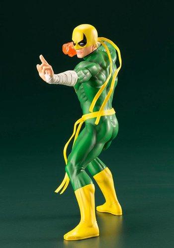 Marvel: The Defender Series - Iron Fist ARTFX+ Statue