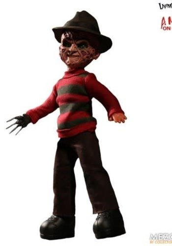 Living Dead Dolls Presents: Freddy Krueger with sound