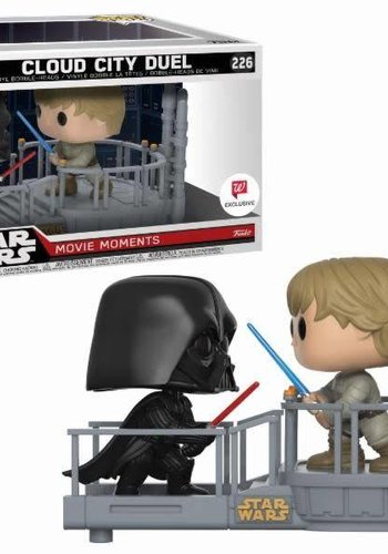 Pop! Star Wars: Movie Moments - Darth Vader and Luke LE