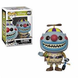 FUNKO Pop! Disney: Nightmare Before Christmas - Clown