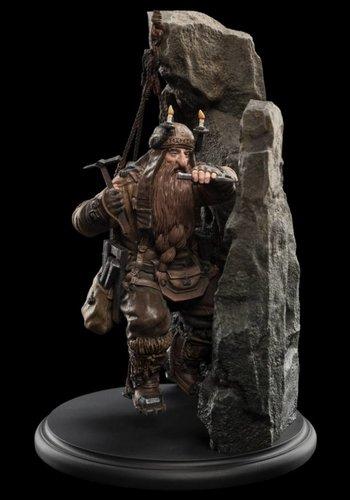 The Hobbit: Dwarf Miner - Mini Figure