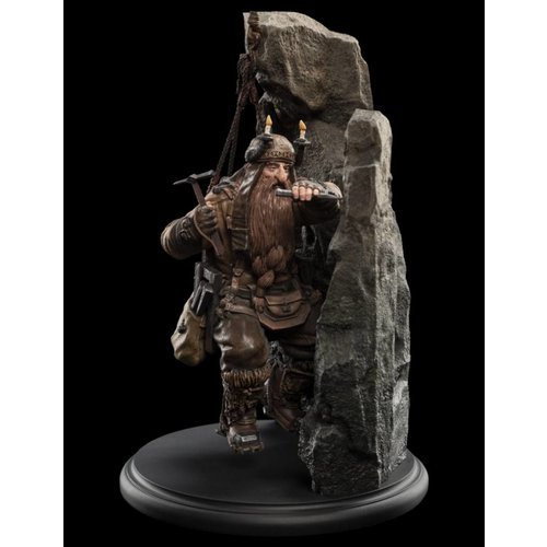 WETA Workshops The Hobbit: Dwarf Miner - Mini Figure