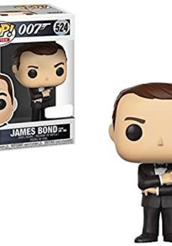 Pop! Movies: James Bond Dr. No - James Bond in Black Tux