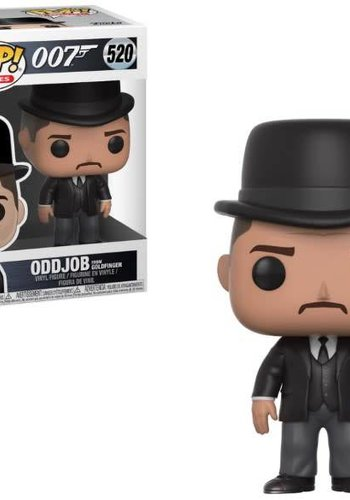 Pop! Movies: James Bond Goldfinger - Oddjob