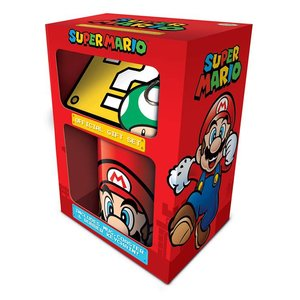 Hole In The Wall Super Mario: Mario Gift Set