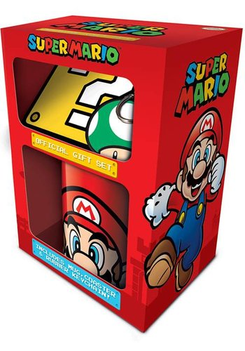 Super Mario: Mario Gift Set