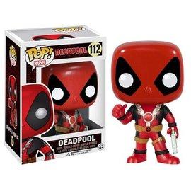 FUNKO Pop! Marvel: Deadpool Thumb Up