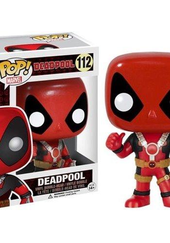 Pop! Marvel: Deadpool Thumb Up