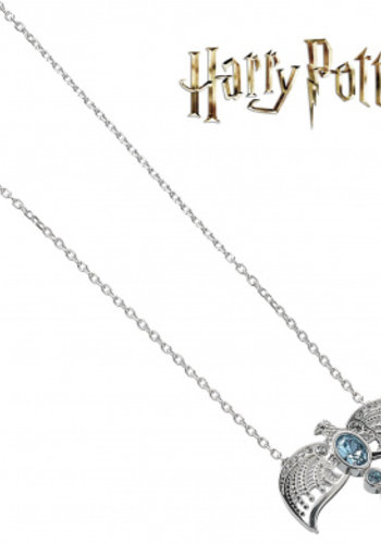 HARRY POTTER EMBELLISHED WITH SWAROVSKI® CRYSTALS DIADEM NECKLACE