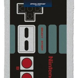 Hole In The Wall Nintendo NES Controller - Doormat