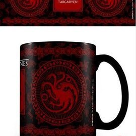 Hole In The Wall Game of Thrones Targaryen - Heat Changing Mug
