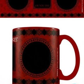 Hole In The Wall Game of Thrones Lannister - Heat Changing Mug