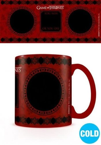 Game of Thrones Lannister - Heat Changing Mug