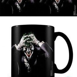 Hole In The Wall DC Comics Joker Killing Joke - Heat Changing Mug