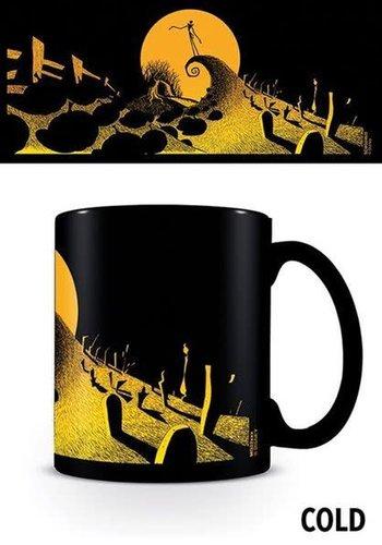 Nightmare Before Christmas - Heat Changing Mug