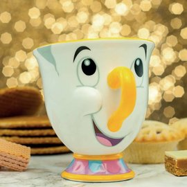 Paladone Disney: Beauty And The Beast Chip Mug