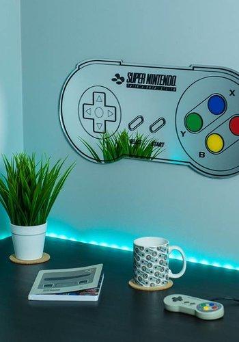 Nintendo: SNES Controller Mirror