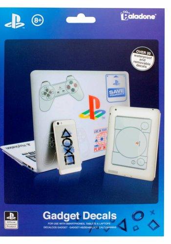 Playstation: Gadget Decals