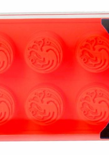 Game of Thrones: Targaryen Logo Silicone Ice Mould