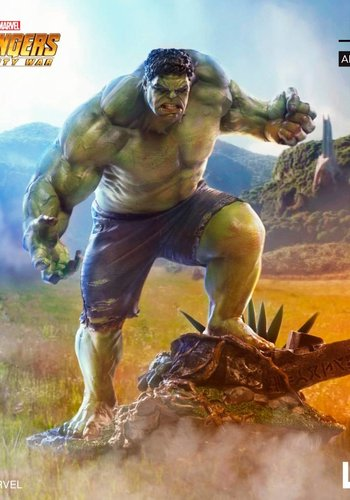 Marvel: Avengers Infinity Wars - The Hulk 1:10 Scale Statue