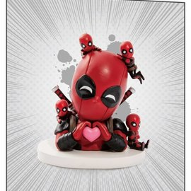 Beast Kingdom Marvel: Deadpool Day Dream Figurine