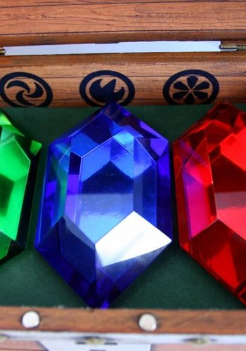 The Legend of Zelda: Limited Edition Rupee Paper Weights in