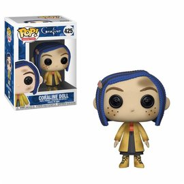 FUNKO Pop! Movies: Coraline - Coraline as a Doll