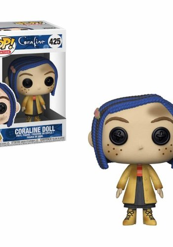 Pop! Movies: Coraline - Coraline as a Doll