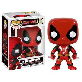 FUNKO Pop! Marvel: Deadpool Two Swords