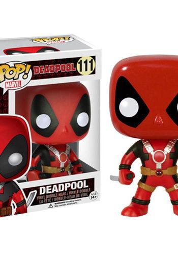 Pop! Marvel: Deadpool Two Swords