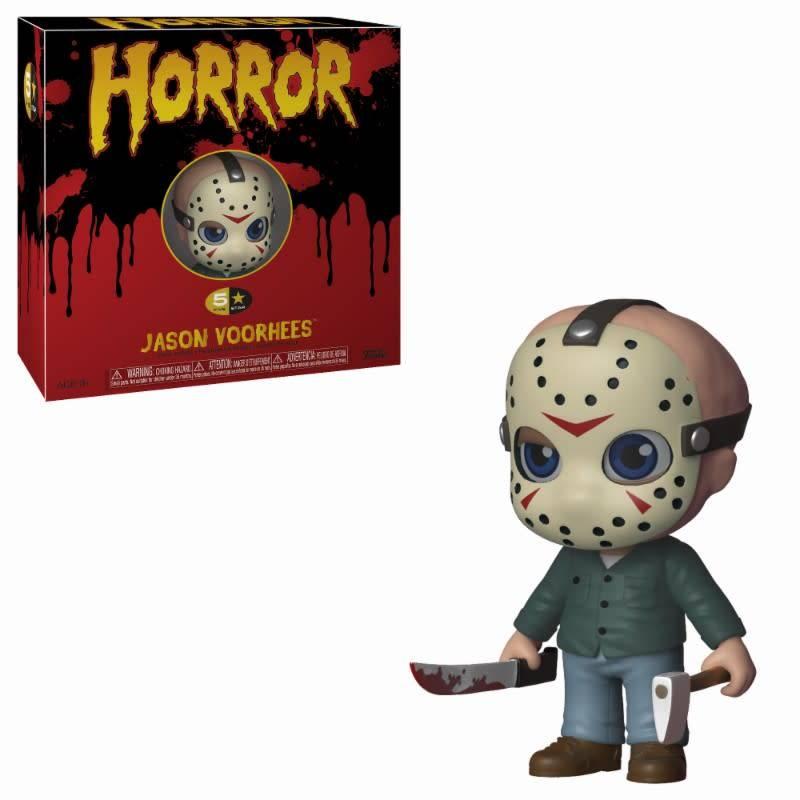 FUNKO 5 Star: Horror - Jason Voorhees
