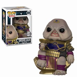 FUNKO Pop! Games: Destiny - Emperor Calus LE