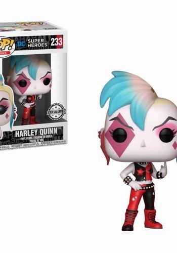 Pop! DC: Heroes - Punk Harley LE