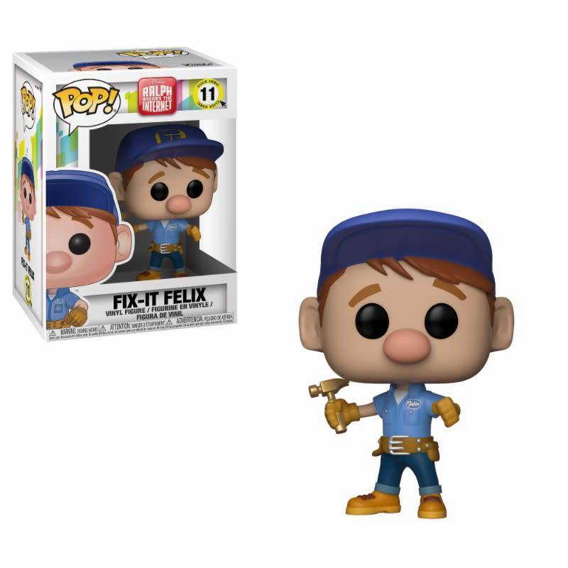 FUNKO Pop! Disney: Wreck it Ralph 2 - Fix it Felix
