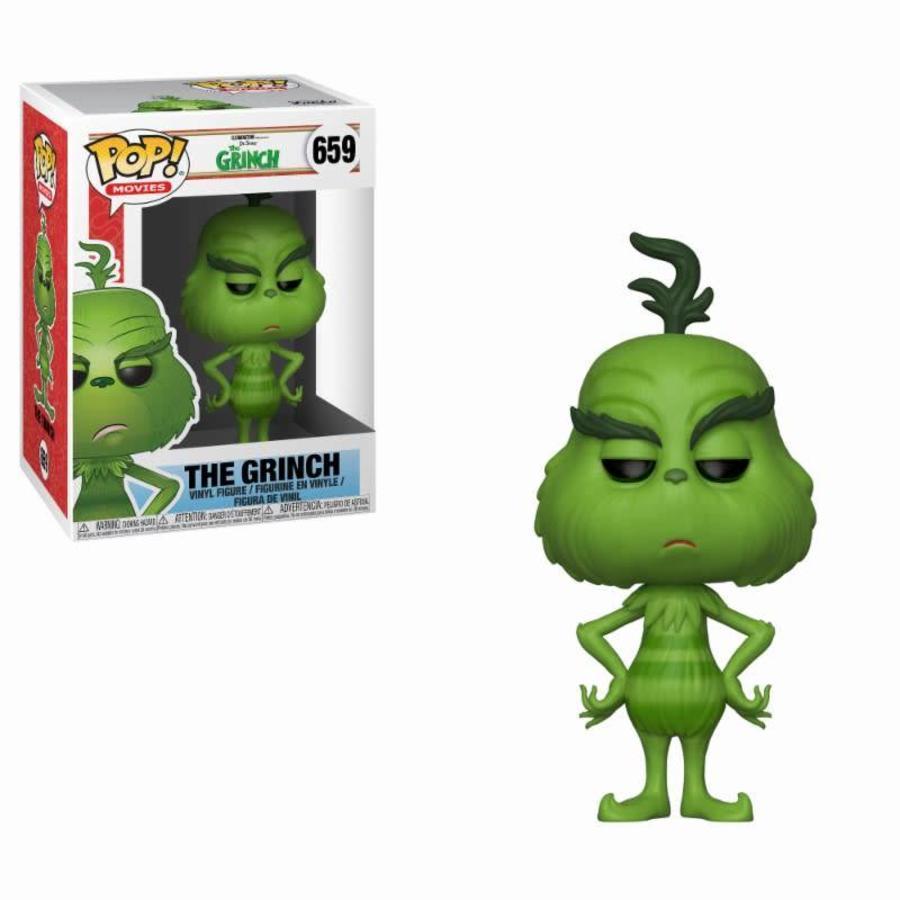 Pop! Movie: The Grinch 2018 - The Grinch