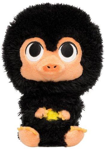 Supercute Plushies: Fantastic Beasts 2 - Black Baby Niffler
