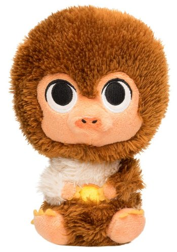 Supercute Plushies: Fantastic Beasts 2 - Tan Baby Niffler
